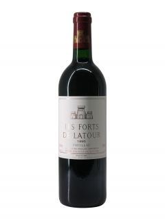 レ・フォール・ドゥ・ラトゥール 1995 ボトル(75cl)