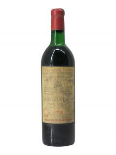 シャトー・ラ・ラギュ―ヌ 1968 ボトル(75cl)