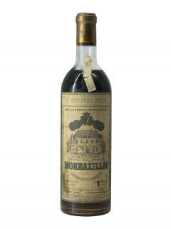 シャトー・ドゥ・ラ・フォンヴィエイユ レゼルヴ・デュ・トゥレ 1929 ボトル(75cl)