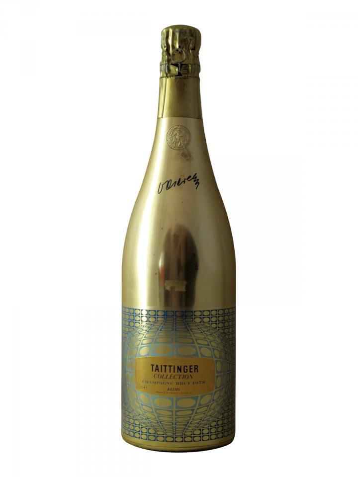 シャンパーニュ テタンジェ ヴァザリー・コレクション ブリュット 1978 ボトル(75cl)