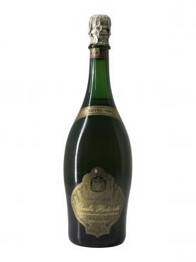 シャンパーニュ シャルル・ エドシック ラ・ロイヤル ブリュット 1966 ボトル(75cl)