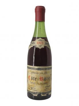 コート・ロティ ドメーヌ・ジャスマン 1974 ボトル(75cl)