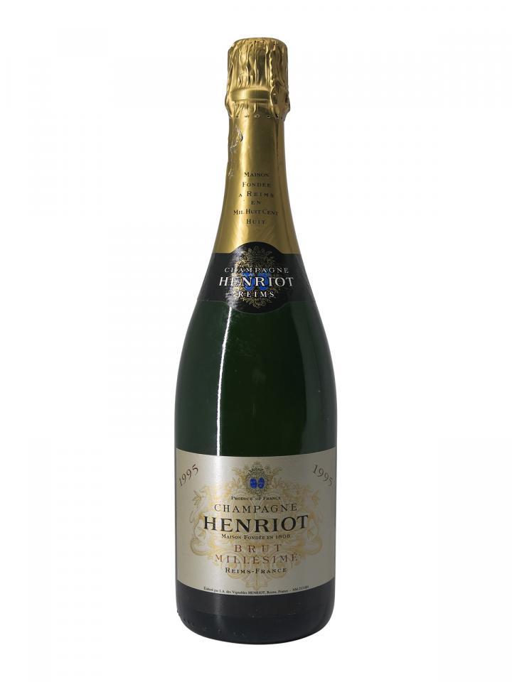 シャンパーニュ アンリオ Millésimé ブリュット 1995 ボトル(75cl)