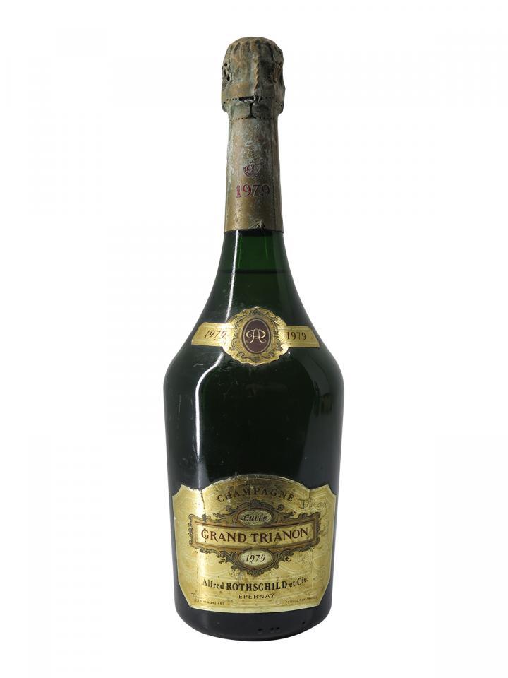 シャンパーニュ Aロッチルド 大トリアノン宮殿レゼルヴ ブリュット 1979 ボトル(75cl)