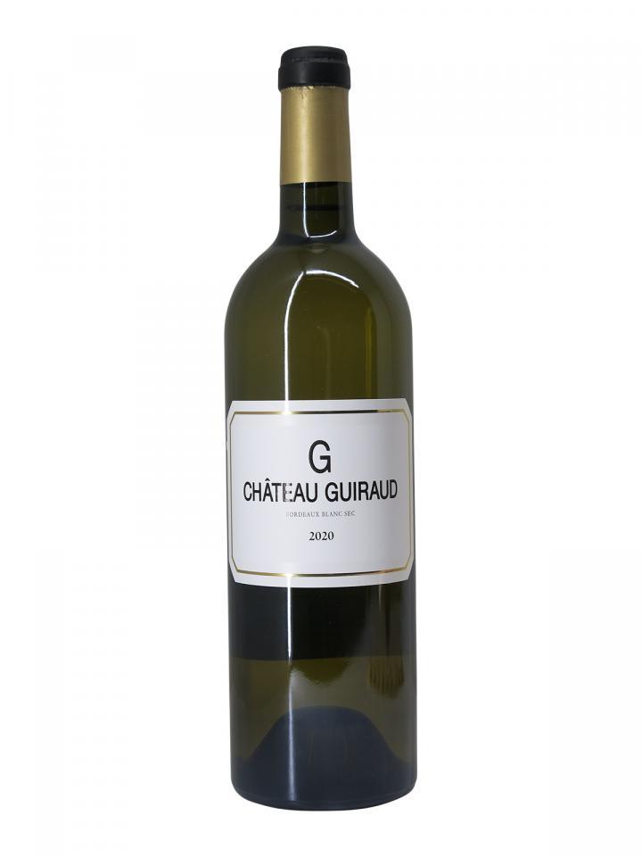 ル・ジェ・ドゥ・シャトー・ギロー 2020 ボトル(75cl)