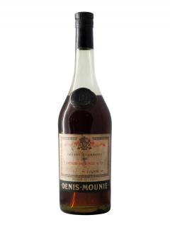 コニャック グラン・シャンパーニュ(シャンペンの正式な格付けで、生産全体の17%がこのラベルを認められる) ドニ・ムニエ 1900 ボトル(70cl)