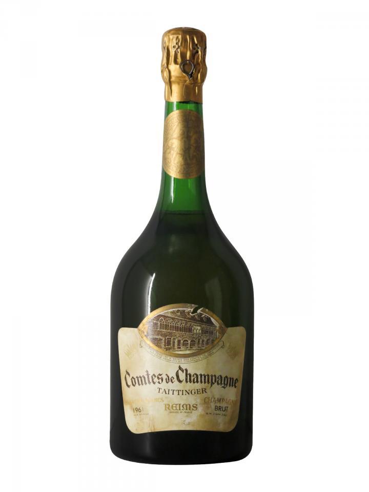 シャンパーニュ テタンジェ コント・ドゥ・シャンパーニュ ブラン・ドゥ・ブラン ブリュット 1961 ボトル(75cl)