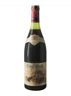 シャンボール・ミュジニー 第1級クリュ レザムルーズ(恋する乙女たち) ジョセフ・ドゥルアン 1974 ボトル(75cl)