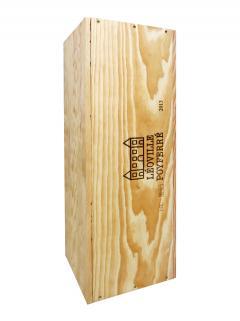 シャトー・レオヴィル・ポワフェレ 2013 「ネブカドネザル2世」1本、産地木製ケース入(1x1500cl)