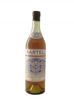 コニャック ベリー・オールド・ペール(ブランデーのランク付けに使われる言葉、Veryは非常に、Oldは古い、Paleは熟成感の高さをあらわす) マーテル ミレジメなし ボトル(70cl)